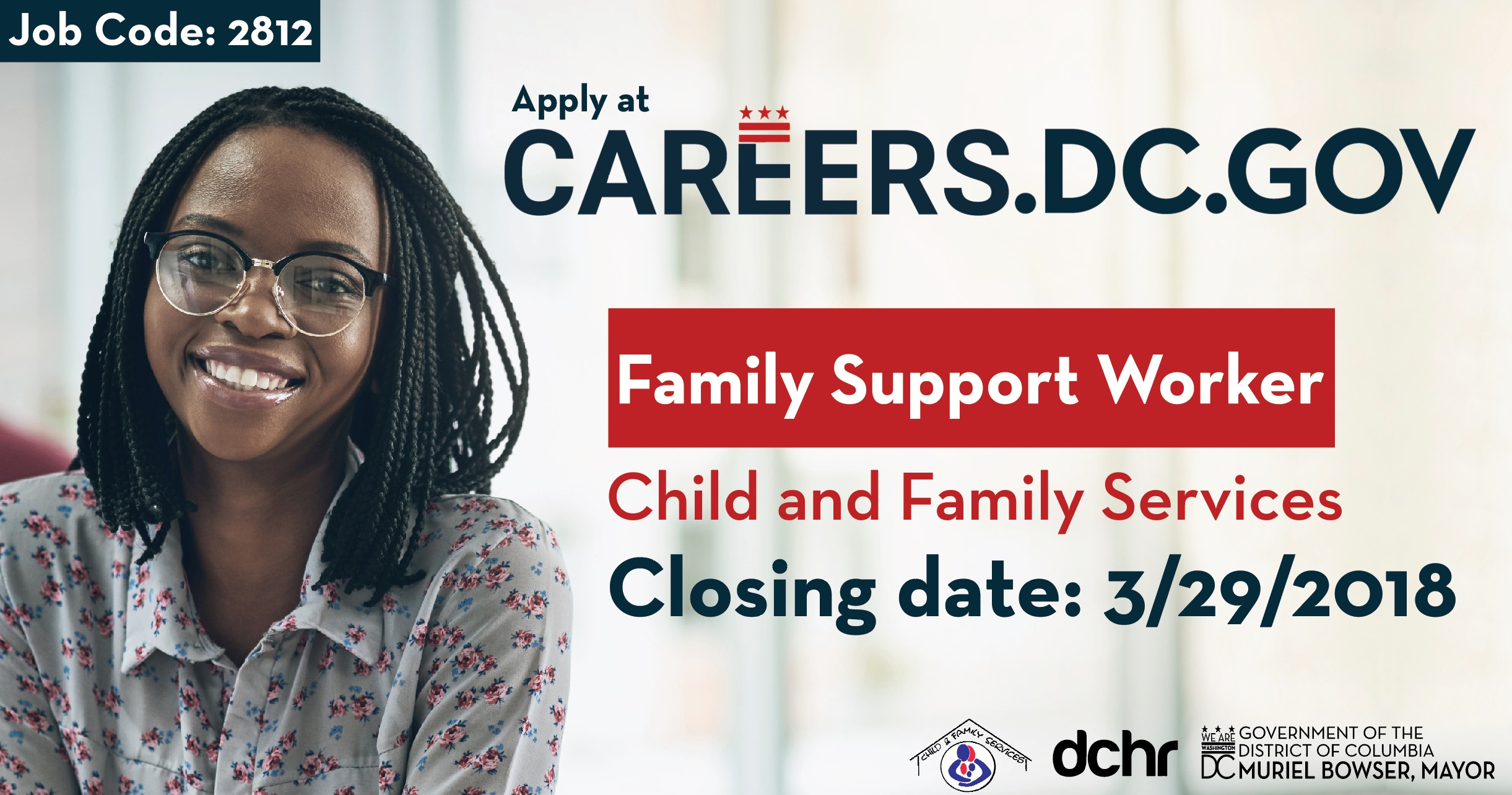 Family Support Worker Position: CFSA
