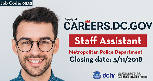 Staff Assistant 6333