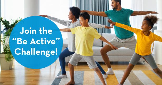be active challenge