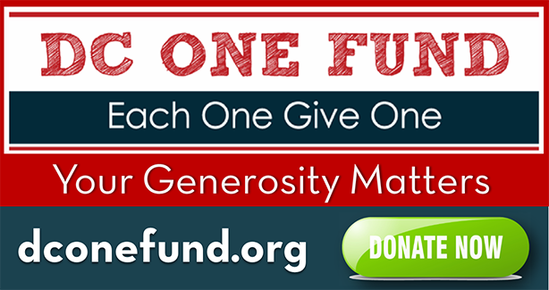 DC One Fund's 2020 Giving Campaign