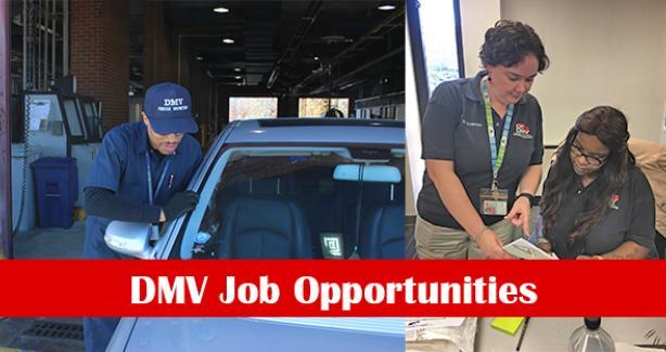 DMV Job Event