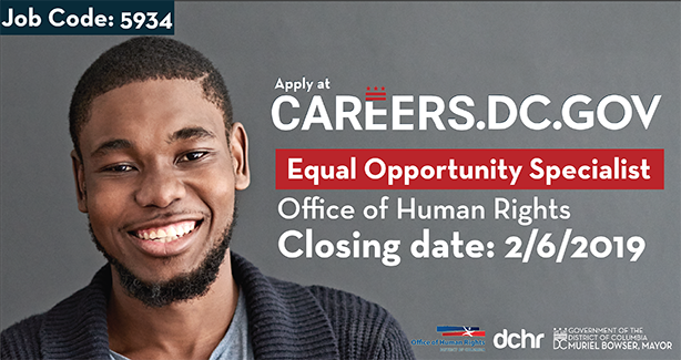 Equal Opportunity Specialist 5934