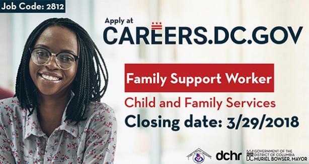 CFSA Family Support Worker
