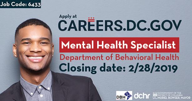 Mental Health Specialist 6433