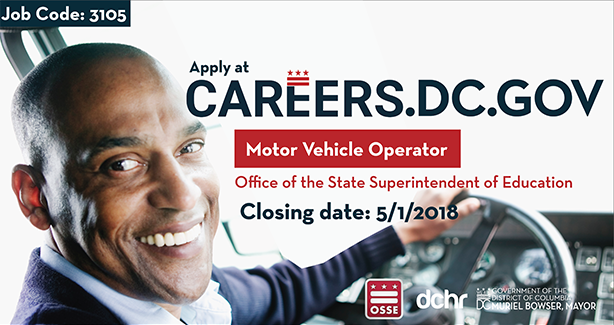 Motor Vehicle Operator