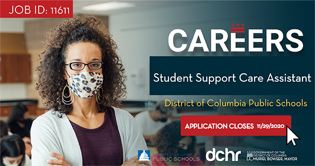 Student Support Care Assistant 11611