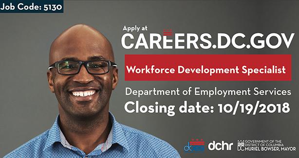 Workforce Development Specialist 5130