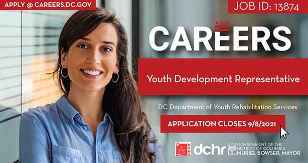 Youth Development Representative 13874