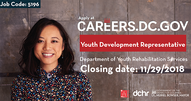 Youth Development Representative 5196