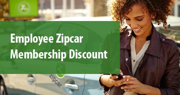 Zipcar Discount