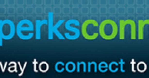 Perks Connect Logo