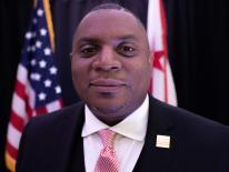 Photo of DCHR Director, E. Lindsey Maxwell II, Esq.