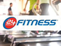 24hr Fitness