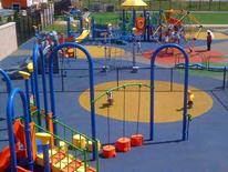 Lafayette Play DC Playground - new equipment